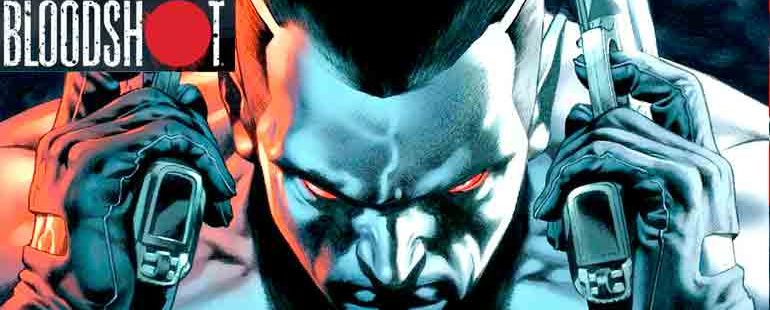 Bloodshot (2012), download or read online - Comics