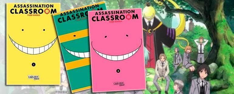 Assassination Classroom, download or read online - Comics